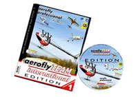 Aerofly Team International Edition 1 Add-on 4 for AeroFly Professional Deluxe (нажмите для увеличения)