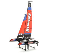 Joysway Binary Catamaran Yacht 390mm 2.4GHz RTR