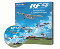 RealFlight 9.0 RF9 Flight Simulator DVD Software Only (нажмите для увеличения)