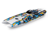 DCB M41 Widebody 40 Brushless Catamaran TSM TQi 2.4GHz RTR