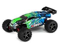 Traxxas E-Revo Brushed 1/16 Green TQ 2.4GHz 4WD RTR