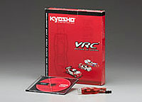 Kyosho Simulator Virtual RC Racing with USB Adapter