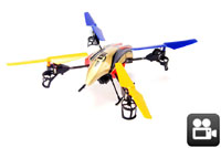 181�TOY Quadcopter with Camera 2.4GHz