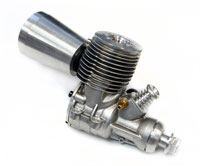 Fora 2.5cc FAI F2D 2016 Long Combined Bearing Glow Engine with Muffler (нажмите для увеличения)