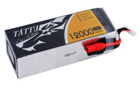 GensAce Tattu LiPo Battery 6s1p 22.2V 12000mAh 15C AS150+XT150 (нажмите для увеличения)
