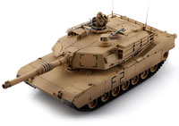 United States M1A2 Abrams Desert Airsoft Series 1:24 2.4GHz RTR