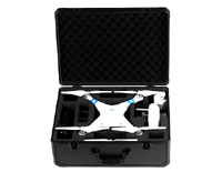 Pulsar Aluminum Black Case DJI Phantom