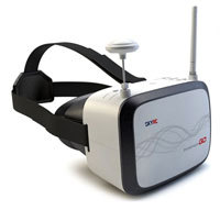 SkyRC Immersion Go HD FPV Goggle 5.8GHz