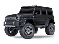 Mercedes-Benz G500 TRX-4 4WD Crawler Black 2.4GHz RTR