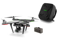 Xiro Xplorer V Drone 5.8GHz RTF with Backpack and Extra Battery