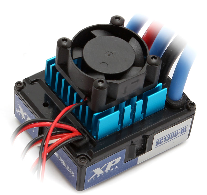 ��������� �������� Associated XP SC1300-BL 130A Sensorless Brushless ESC (AS29145) (������� ��� ����������)