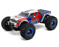 Rival 1/8 Brushless Monster Truck 2.4GHz RTR