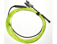 Cold Light String 1.5M Lime Green