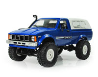 Aosenma WPL C24 Hilux Blue 4WD Pick-Up Truck 1/16 2.4GHz RTR