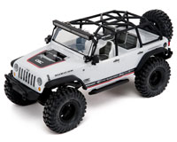 Axial SCX10 Jeep Wrangler 2012 Unlimited C/R Edition 4WD Rock Crawler 2.4GHz RTR