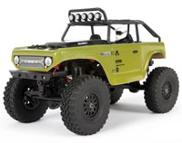 Axial SCX24 Deadbolt Mini Crawler Green 1/24 2.4GHz RTR