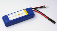 Hyperion Power Pack CX G3 3S LiPo 11.1V 2100mAh 25/45C