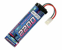 LRP Sport Pack SC 8.4V 2200mAh NiMh 7-cells StickPack (нажмите для увеличения)
