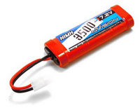 nVision NiMh 7.2V 3500mAh Battery Stick with Tamiya Plug (нажмите для увеличения)