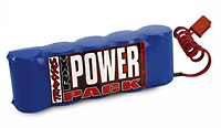 Traxxas Battery NiMh 1100mAh RX Power Pack 5-cell Flat