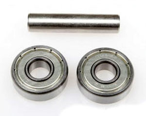 Подшипники Starter Box Bearing 8x22x7mm 608ZZ with Axle Set (PD1278) (нажмите для увеличения)