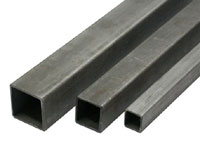 Carbon Square/Square Profile Tube 10x10x8x8x1000mm 1pcs