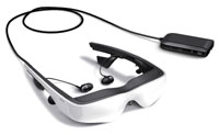 Carl Zeiss Cinemizer OLED 3D Multimedia Video Glasses