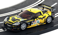 Chevrolet Corvette C6R 2007 ALM �4 D-Slot Car 1/43