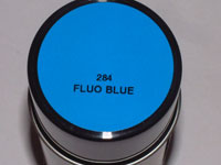 Fastrax Fluorescent Blue Spray Paint 150ml