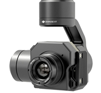 DJI Zenmuse XT ZXTA07SP FLIR Thermal Camera and Gimbal