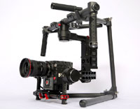DJI Ronin 3-Axis Brushless Gimbal Stabilizer System