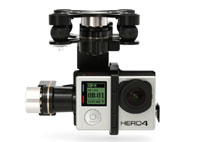 DJI Zenmuse H4-3D 3-Axis Gimbal GoPro Hero 4 for Phantom 2