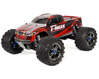 E-Maxx Brushless with TSM TQi 4WD 2.4GHz RTR