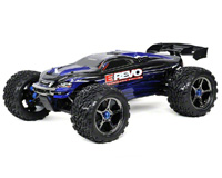 E-Revo Brushless Waterproof MXL-6s TQi with Bluetooth Module, Telemetry, Fast Charger 2.4GHz 4WD RTR