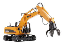 Huina RC Grab Loader Excavator 1:14 2.4GHz RTR
