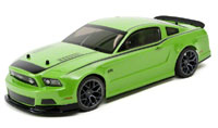 Gittin Jr 2014 Ford Mustang E10 Touring 2.4GHz RTR