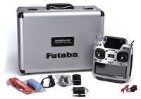 Futaba 32MZ R7108SB 18-Channel Radio System FASSTest 2.4GHz