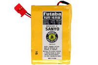 Futaba NiCd Battery NR-4RB 4.8V 1000mAh