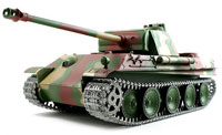 German Panther G Airsoft RC Battle Tank 1:16 PRO with Smoke RTR (нажмите для увеличения)