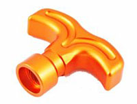 Aluminium Pull Start Handle Orange HPI Baja 5B/SS