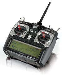 HiTec Aurora 9 2.4GHz AFHSS Optima 9 M2 TX&RX Only