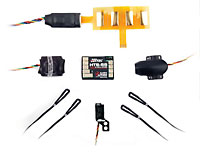 Hitec Full Telemetry Pack HTS-SS AFHSS System 2.4GHz