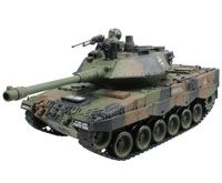 HouseHold German Leopard 2 Green 1:20 Airsoft Tank 27MHz (нажмите для увеличения)