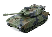 HouseHold Israel Merkava Green 1:20 Airsoft Tank 27MHz (нажмите для увеличения)