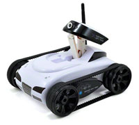 I-Spy FPV Tank iPad/iPhone/iPod/Android