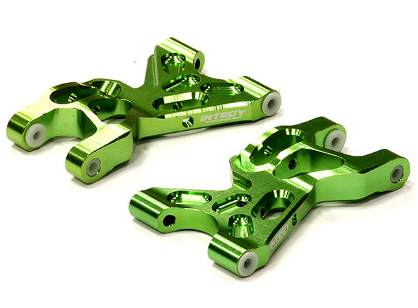 ������ �������� Integy Aluminum Lower Suspension Arm Green Savage XS 2pcs (INT-T5011GREEN) (������� ��� ����������)