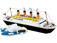 Cobi Historical Collection. R.M.S. Titanic