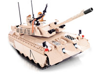 Cobi Electronic. Tank Challenger I V2 with Bluetooth