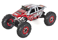 Losi Night Crawler 2.0 4WD Red 2.4GHz RTR