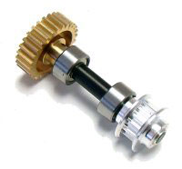 Metal Tail Drive Pinion E325 (TTRPV0815)